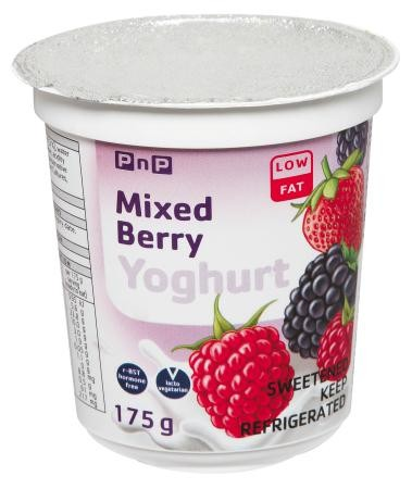 Mixed Berry Yoghurt