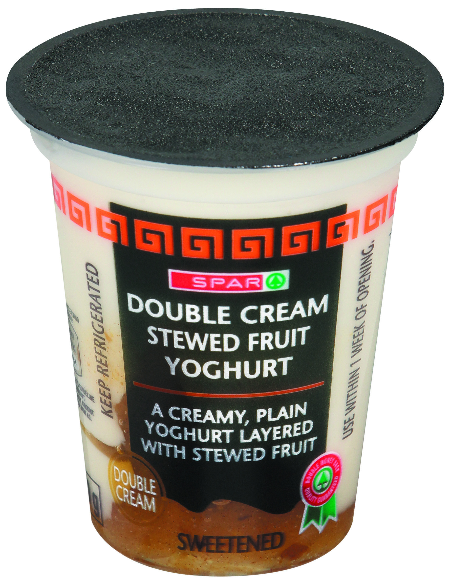 Stewed Fruit Yoghurt