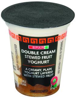 Stewed Fruit Yoghurt