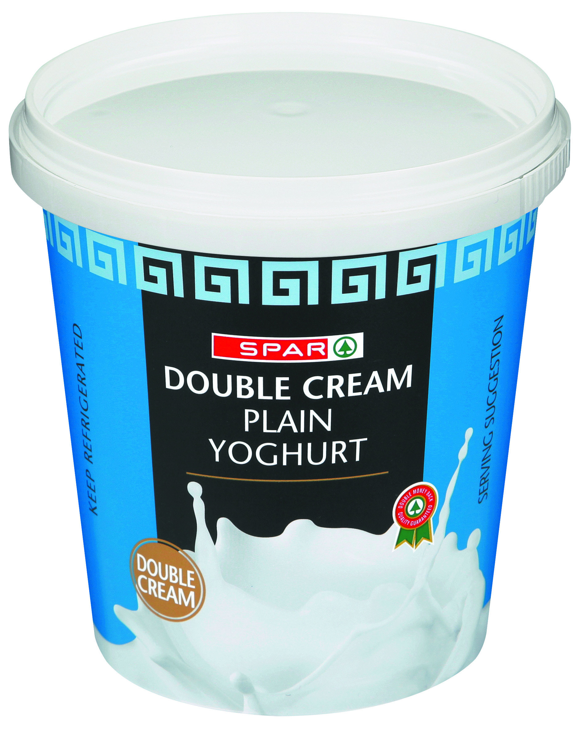 Double Cream Yoghurt