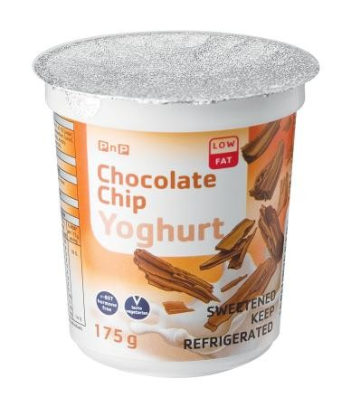 Chocolate Chip Yoghurt