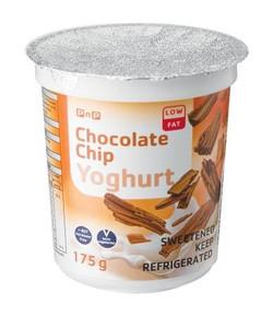 Chocolate Chip Yoghurt