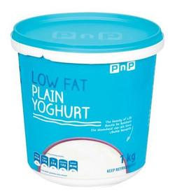 Low Fat Plain Yoghurt