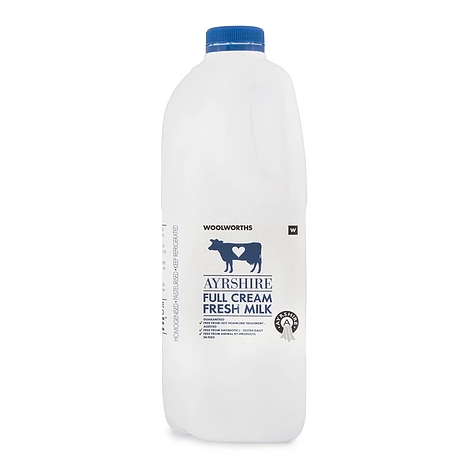 Ayrshire Full Cream Milk