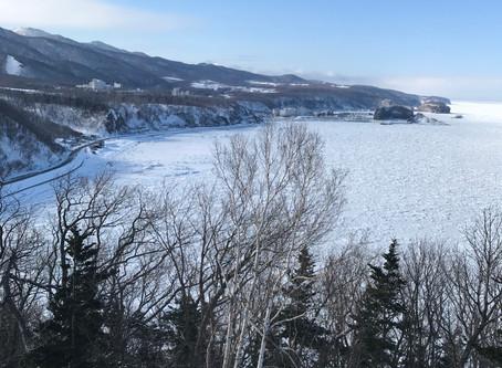 流氷は春の季語