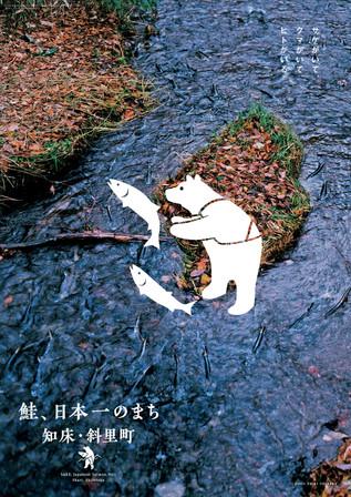 海・川・森の生命のサイクル「川」