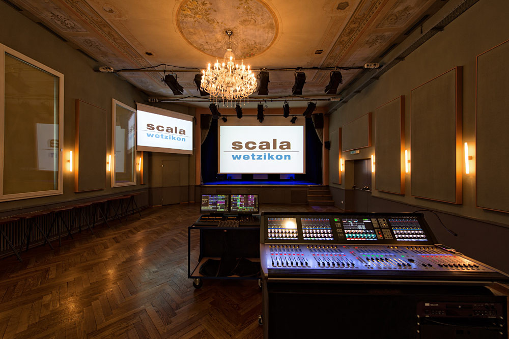 Konzertsaal Scala Wetzikon