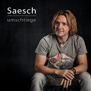 Saesch - Albumcover umschtiege