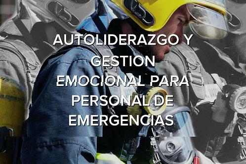 AUTOLIDERAZGO Y GESTIÓN EMOCIONAL PARA PERSONAL DE EMERGENCIAS