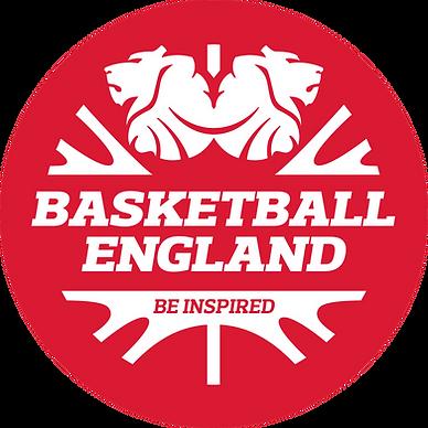 `Basketball England Logo