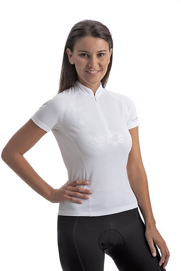 Short Sleeve After Ride Jersey Woman
