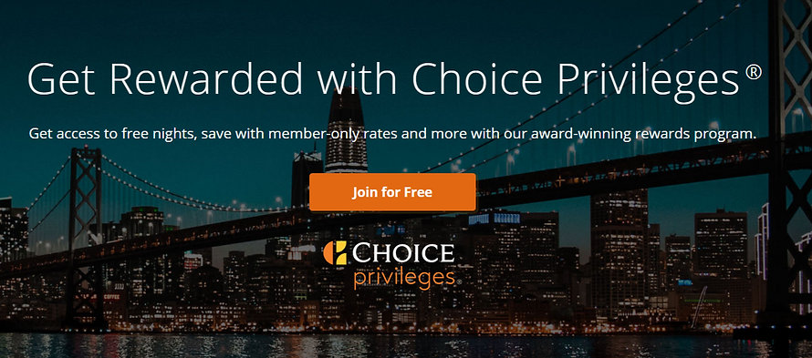Choice-Privileges®-Best-Hotel-Rewards-Pr