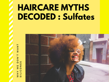Why are sulfates bad for your hair (and the environment)?