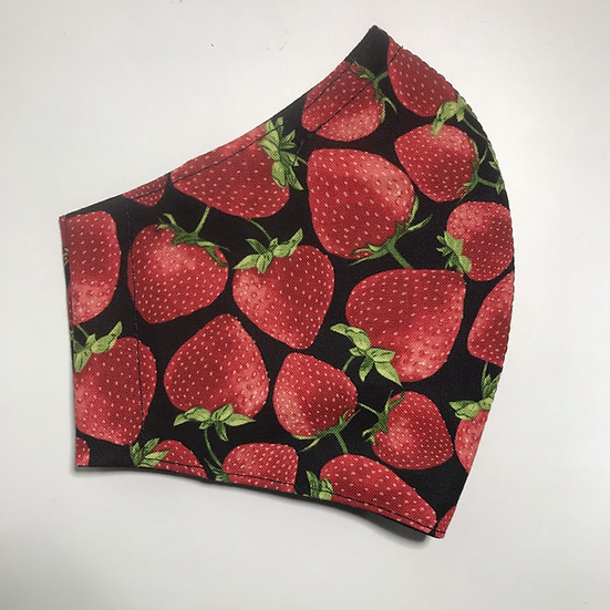 Strawberry fields Olson (fitted) style