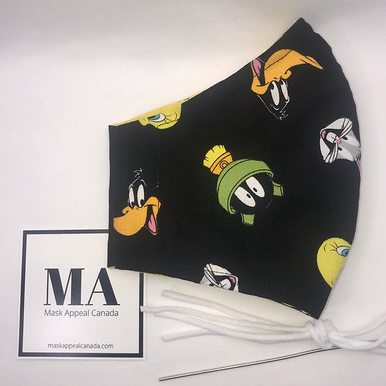 46. Looney Tunes (black)