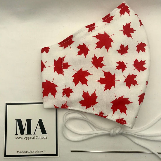 45. Canada Proud (white/red)