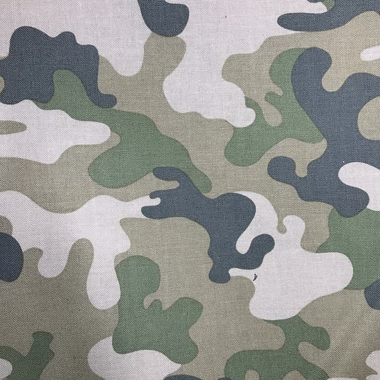Desert camo - Olson (fitted) style