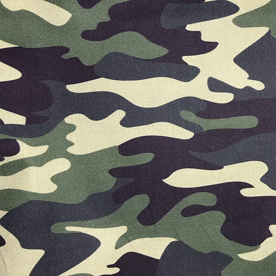 Army camo - Olson (fitted) style