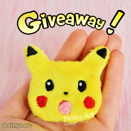 Surprise Giveaway!