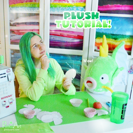 Plush Tutorial!
