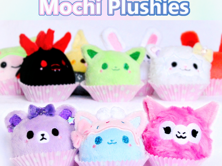 Plushmaking Ebook: RELEASE!