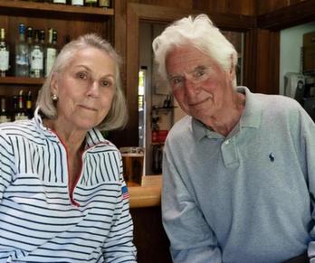 Richard and Patsy