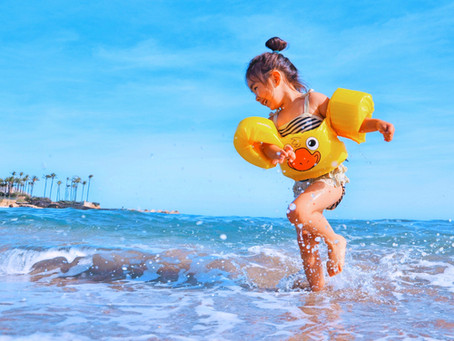 Summer Tips for Kids: Water Safety -- By Conner Keyeski, APRN