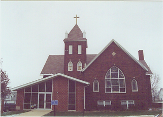 Outside picture of the church.bmp