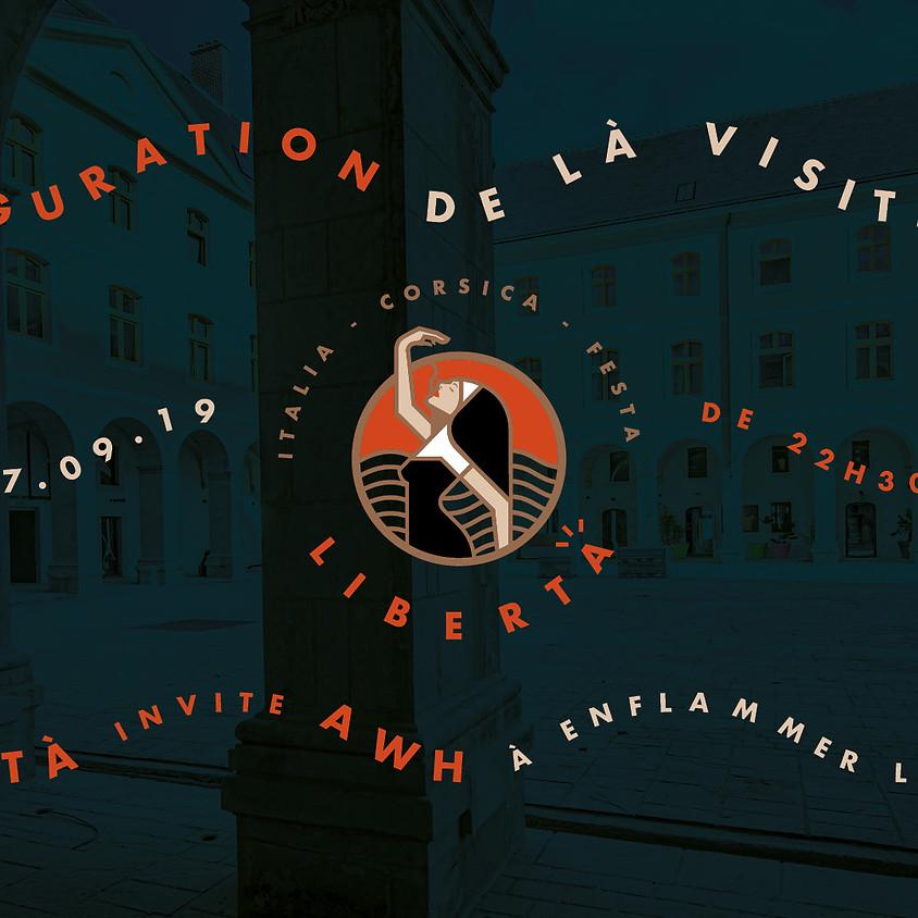 INAUGURATION DE LÀ VISITATION