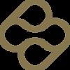 """Camille Gentil, graphiste et photographe, a créé le logo """"Entrelacs"""" ainsi que son sigle associé. Cette entreprise est spécialisée dans la création de mobilier et de luminaire en bronze. Le sigle peut être utiler pour signer des pièces de mobilier."""