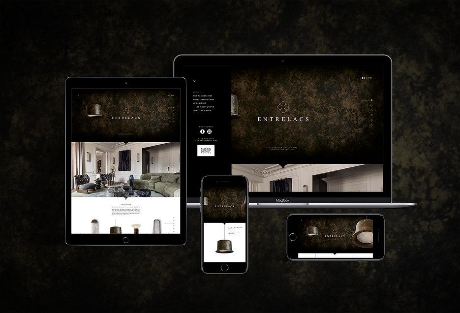 ENTRELACS_Web-Showcase-Project-ENTRELACS