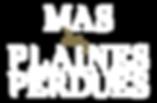 Création d'un logo Mas des Plaines Perdues pour des packagings / bouteilles d'huile d'olive.