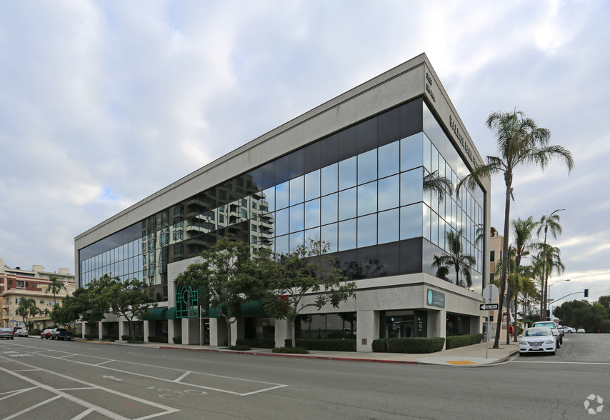 Balboa Park Plaza: 55,000 sq. ft. Four Story Office Building in San Diego