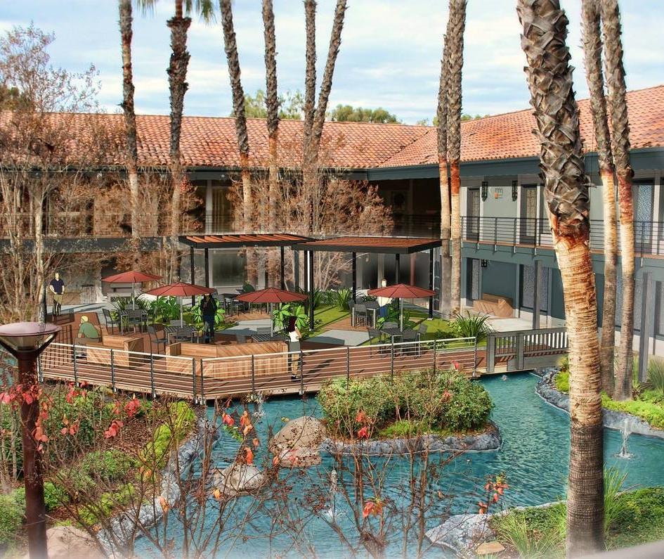 Watercourt: 175,000 SF Office Park in Westlake, CA