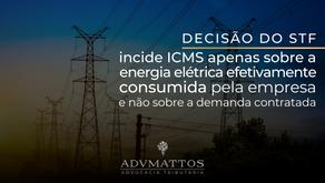 Oportunidade Tributária: STF reduz ICMS das contas de energia elétrica