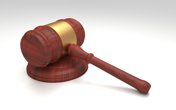 Right to claim maintenance must date back to date of filing of application, not date of court order