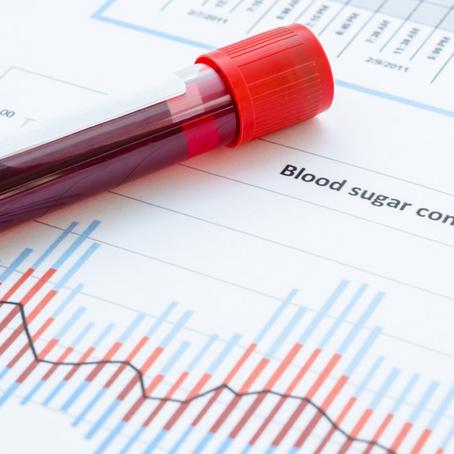 Efecto del agua magnetizada en la glucosa en sangre.