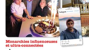 Influence digitale et narratif de marque : le cas des familles royales