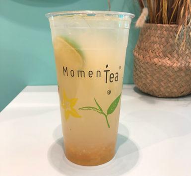 Ginger Lime bubble tea momen'tea.jpg