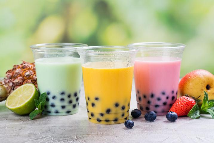 bubble tea fruités momen'tea