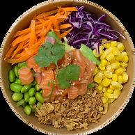 poke bowl saumon cru momen'tea.png