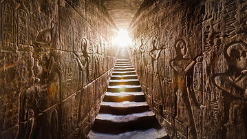 ABYDOS EGYPT Sethi I temple, completed b
