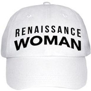RENAISSANCE WOMAN HAT (One Size)