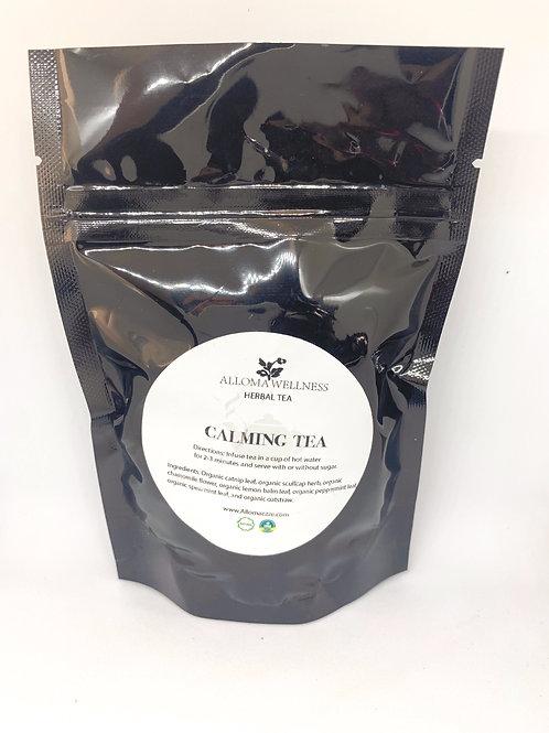 Calming Tea  Organic 2oz.