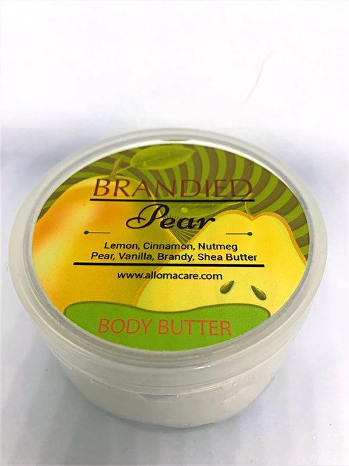 Brandied Pear Body Butter (4oz)