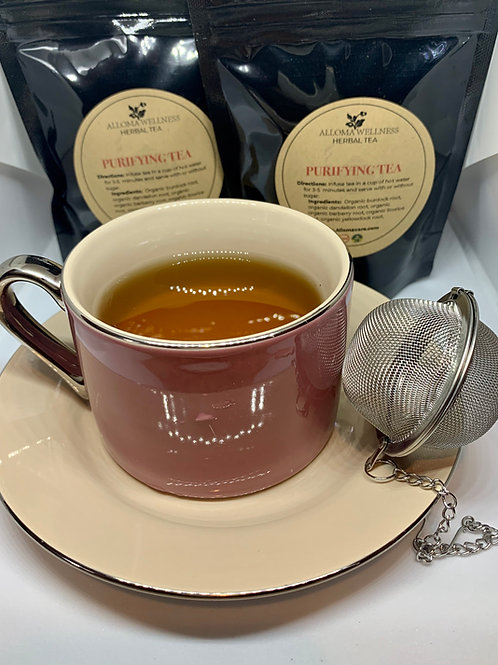 Organic Purifying Tea