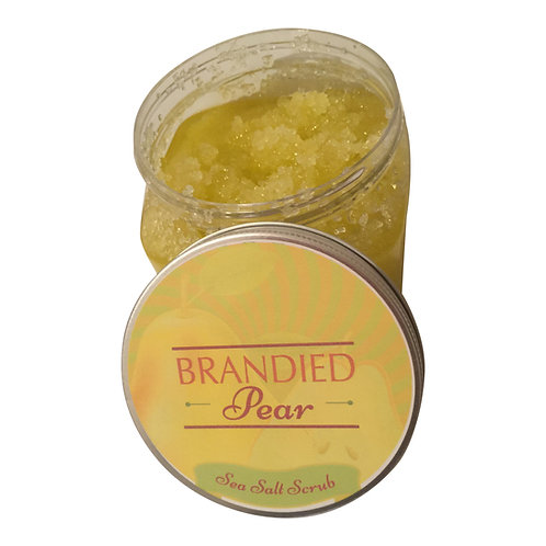 Brandied Pear Sea Salts