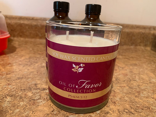 Oil of Favor Candle
