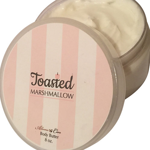 Toasted Marshmallow Body Butter (4oz)