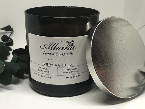 Very Vanilla Candle (12oz)